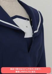 ストライクウィッチーズ/ブレイブウィッチーズ/雁淵ひかり セーラージャケット