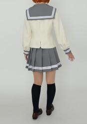 ラブライブ!/ラブライブ!サンシャイン!!/私立浦の星女学院 制服リボン 1年生(黄)