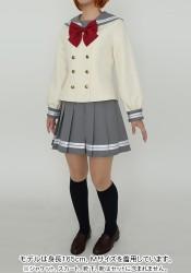 ラブライブ!/ラブライブ!サンシャイン!!/私立浦の星女学院 制服リボン 2年生(赤)