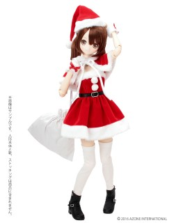 AZONE/50 Collection/FAO037【48/50cmドール用】AZO2 サンタガールセット