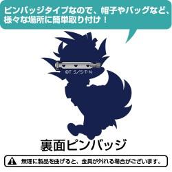 遊☆戯☆王/遊☆戯☆王 ZEXAL/つかまれ!遊馬&アストラル ピンバッジ