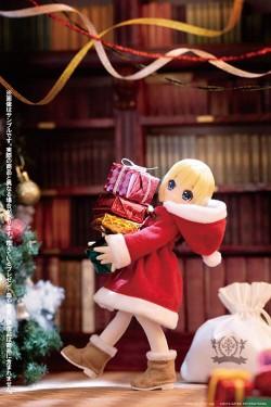 AZONE/Lil' Fairy/Lil' Fairy ちいさなサンタさん/エルノ PID008-LSE
