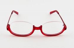 ガールズ&パンツァー/ガールズ&パンツァー 劇場版/「ガールズ&パンツァー 劇場版」武部沙織 使用眼鏡フレームTYPE-SAORI