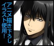 銀魂/銀魂/桂小太郎タペストリー ノワールVer.