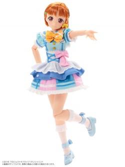 ラブライブ!/ラブライブ!サンシャイン!!/ピュアニーモキャラクターシリーズ 『ラブライブ!サンシャイン!!』 高海千歌 PND100-TCK
