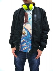 THE IDOLM@STER/THE IDOLM@STER/プラチナスターズ天海春香フルグラフィックTシャツ
