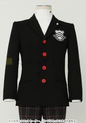 ペルソナ/ペルソナ5/秀尽学園高校 男子制服ジャケットセット