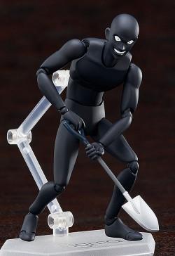 名探偵コナン/名探偵コナン/figma 真・犯人 ABS&PVC塗装済み可動フィギュア