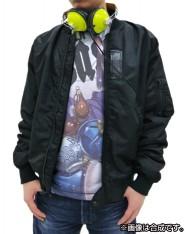 Fate/Fate/Grand Order/Fate/Grand Order アサシン/酒呑童子フルグラフィックTシャツ