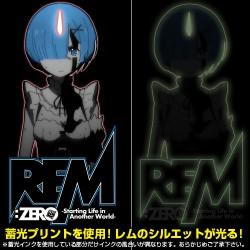 Re:ゼロから始める異世界生活/Re:ゼロから始める異世界生活/レム蓄光Tシャツ