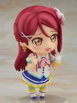 ラブライブ!/ラブライブ!サンシャイン!!/ねんどろいど 桜内梨子 ABS&PVC塗装済み可動フィギュア