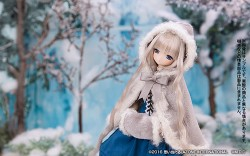 AZONE/えっくす☆きゅーと/えっくす☆きゅーと ふぁみりー おとぎのくに/雪の女王みあ POD013-OSM
