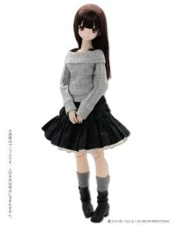 AZONE/50 Collection/FAR194【48/50cmドール用】50 ナチュラルガーリー♪ティアードスカート