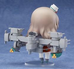 艦隊これくしょん -艦これ-/艦隊これくしょん -艦これ-/ねんどろいど Pola(ポーラ) ABS&PVC塗装済み可動フィギュア