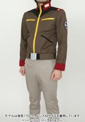 ガンダム/機動戦士ガンダムUC(ユニコーン)/地球連邦軍制服 エコーズ隊 中佐仕様 パンツ