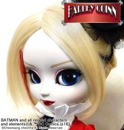 グルーヴオリジナル/プーリップ(Pullip)/Pullip/ハーレクイン ドレッシーバージョン(Harley Quinn Dress Version)