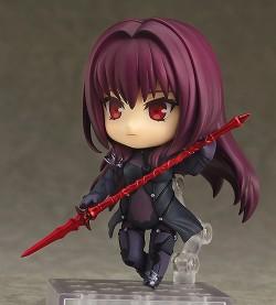 Fate/Fate/Grand Order/ねんどろいど ランサー/スカサハ ABS&PVC塗装済み可動フィギュア