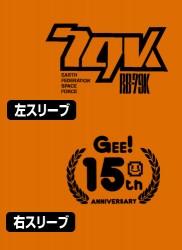 ガンダム/機動戦士ガンダム第08MS小隊/★限定★ジーストア15周年記念 ボールK型Tシャツ