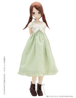 AZONE/50 Collection/FAR195【48/50cmドール用】50 BlackRavenClothing 春色ワンピースセット