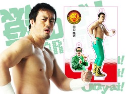 新日本プロレスリング/新日本プロレスリング/フィギュアシートキーホルダー 田口隆祐(3rd model)