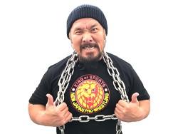 新日本プロレスリング/新日本プロレスリング/ライオンマーク Tシャツ(カラーロゴ)
