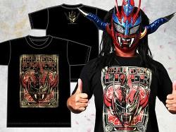 新日本プロレスリング/新日本プロレスリング/獣神サンダー・ライガー「獣神雷牙」Tシャツ