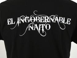 新日本プロレスリング/新日本プロレスリング/内藤哲也 ピクチャーTシャツ(EL INGOBERNABLE)