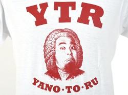 新日本プロレスリング/新日本プロレスリング/矢野通「バッハ」Tシャツ