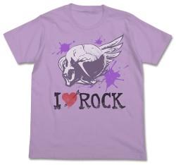 THE IDOLM@STER/アイドルマスター シンデレラガールズ/松永涼のI LOVE ROCK Tシャツ