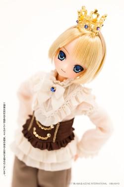 AZONE/えっくす☆きゅーと/えっくす☆きゅーと ふぁみりー おとぎのくに/幸せな王子様 あおと POD016-OPA