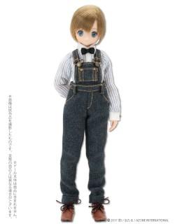 AZONE/Pureneemo Original Costume/ALB166【1/6サイズドール用】こもれび森のお洋服屋さん♪「蝶ネクタイセット」