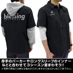 冴えない彼女の育てかた/冴えない彼女の育てかた♭/blessing softwareワークシャツ