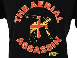 新日本プロレスリング/新日本プロレスリング/ウィル・オスプレイ「THE AERIAL ASSASSIN」Tシャツ