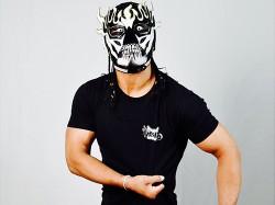 新日本プロレスリング/新日本プロレスリング/エル・デスペラード「DSPRD」Tシャツ