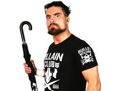 新日本プロレスリング/新日本プロレスリング/マーティー・スカル「VILLAIN CLUB」Tシャツ