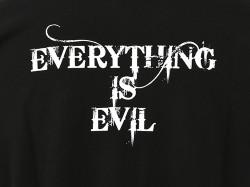 新日本プロレスリング/新日本プロレスリング/EVIL ピクチャーTシャツ