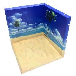 グッドスマイルカンパニー/じおらまんしょん150/じおらまんしょん150 砂浜