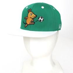 MAUS/MAUS(TM)/Maus 帽子 マウス サッカー(キッズ)(ドイツメーカー製)