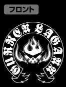 天元突破グレンラガン/天元突破グレンラガン/グレン団ブラック&ホワイトTシャツ