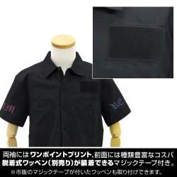 Re:ゼロから始める異世界生活/Re:ゼロから始める異世界生活/★限定★レム&ラム刺繍ワークシャツ