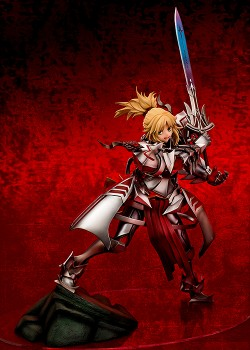 "Fate/Fate/Apocrypha/""赤""のセイバー [モードレッド] 1/8 ABS&PVC製塗装済み完成品"