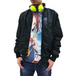 ラブライブ!/ラブライブ!サンシャイン!!/桜内梨子フルグラフィックTシャツ HAPPY PARTY TRAIN Ver.