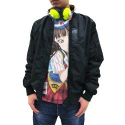 ラブライブ!/ラブライブ!サンシャイン!!/黒澤ダイヤ フルグラフィックTシャツ HAPPY PARTY TRAIN Ver.