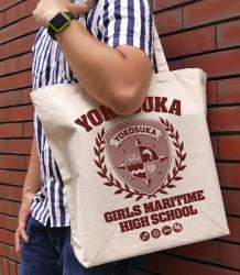 ハイスクール・フリート/ハイスクール・フリート/横須賀女子海洋学校 ラージトート