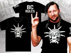 新日本プロレスリング/新日本プロレスリング/BULLET CLUB「BC RULES」Tシャツ
