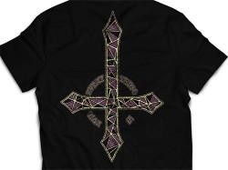 新日本プロレスリング/新日本プロレスリング/EVIL「INVERTED CROSS」Tシャツ
