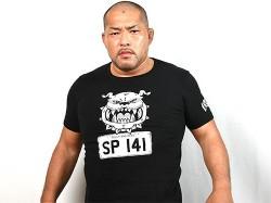 新日本プロレスリング/新日本プロレスリング/石井智宏「SP141 LICENSE PLATE」Tシャツ