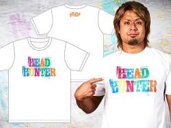 新日本プロレスリング/新日本プロレスリング/YOSHI-HASHI「HEAD HUNTER」Tシャツ