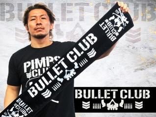 新日本プロレスリング/新日本プロレスリング/BULLET CLUB マフラータオル