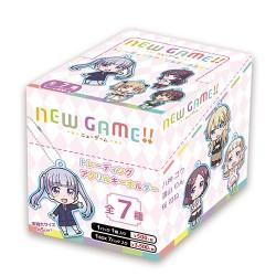 NEW GAME!/NEW GAME!!/TVアニメ 『NEW GAME!!』 トレーディングアクリルキーホルダー/1ボックス
